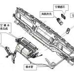 关于新M3000空调驾驶室部分配件介绍