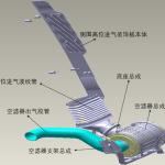 L3000单前轴WP6发动机系列车型进气部分部分知识介绍