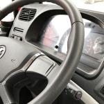 关于新M3000驾驶室组合仪表应用关系介绍